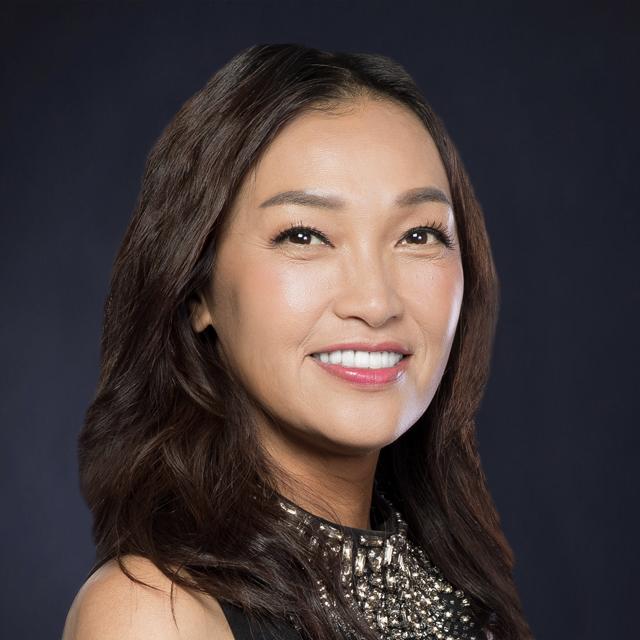 Award winning real estate specialist Shirley Chau from Good Luk Team